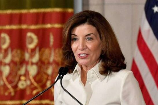 Gov. Kathy Hochul removes Cuomo administration staffers implicated in sexual harassment report