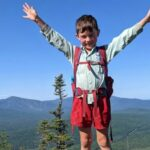 Imagination, Skittles help boy, 5, conquer Appalachian Trail
