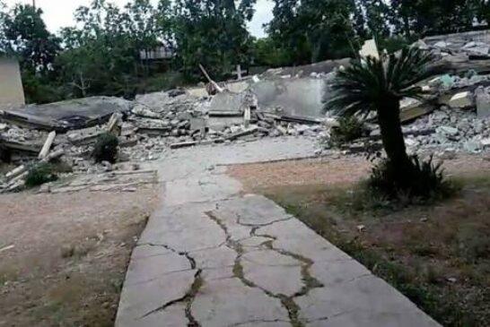 5.8-Magnitude Earthquake Shakes Haiti Region - EMSC