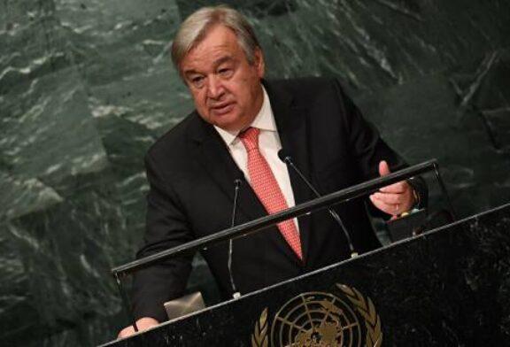 UN Chief Hopes Syria's De-Escalation Zones to Become More Effective