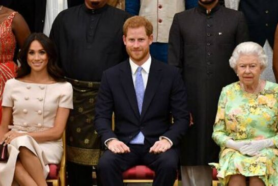 Meghan and Harry's 'Disgusting' Bid to Get Response From Queen on Racism Claims Takes New Turn