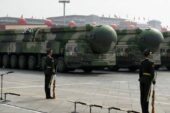 US Strategic Command Chief Says China's Nuclear Modernisation 'Breathtaking'