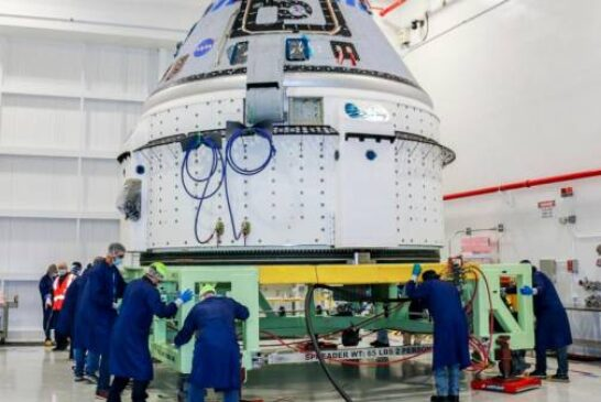 Boeing astronaut capsule grounded for months by valve issue