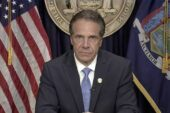 Outgoing New York Governor Cuomo Delivers Farewell Address