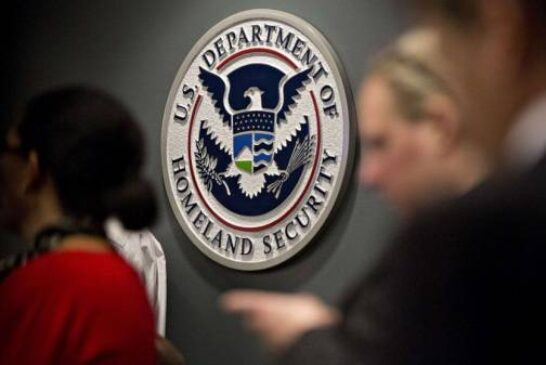 Homeland Security warns of 'increasing but modest' threat of violence from Trump conspiracy