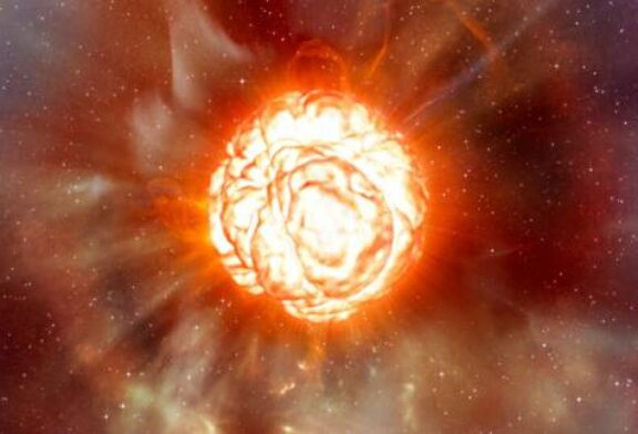 Betelgeuse's 'Great Dimming' Likely Triggered by Dark Star-Spot That Made Temperatures Plummet