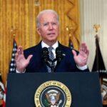 Biden praises Senate passage of bipartisan infrastructure bill