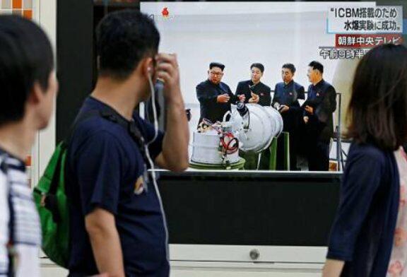 Germany Calls for New Detente Amid North Korean Crisis