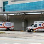 US States of Florida, Louisiana Hit Record Coronavirus Cases Due to Delta Variant
