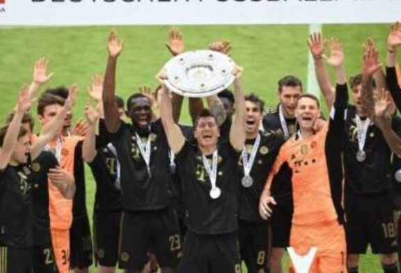 Sky Sports win exclusive rights to show Bundesliga games in Ireland