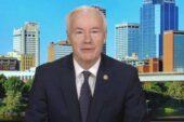 Arkansas Gov. Asa Hutchinson seeks to reverse mask ban he signed, making him a GOP outlier