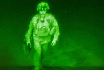 Final US Troops in Afghanistan Find Silver Lining Amidst 'Apocalyptic' Scenes