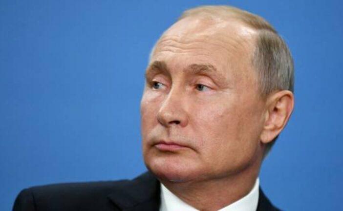 Putin Addresses Sixth Eastern Economic Forum in Russia's Vladivostok