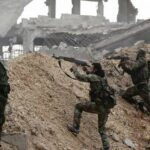 Syrian Gov't Troops in Aleppo Come Under Militant Fire 3 Times, Russian Military Says
