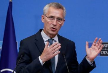 Stoltenberg Speaks at NATO Conference on Arms Control, Disarmament and WMD Non-Proliferation